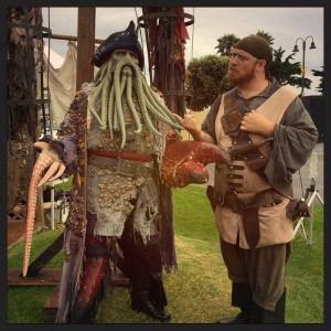 Davy Jones & Mr. Bilger
