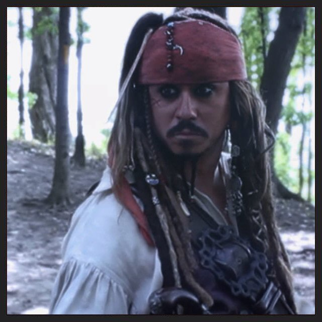 "Captain Jack in ""Encounter"""